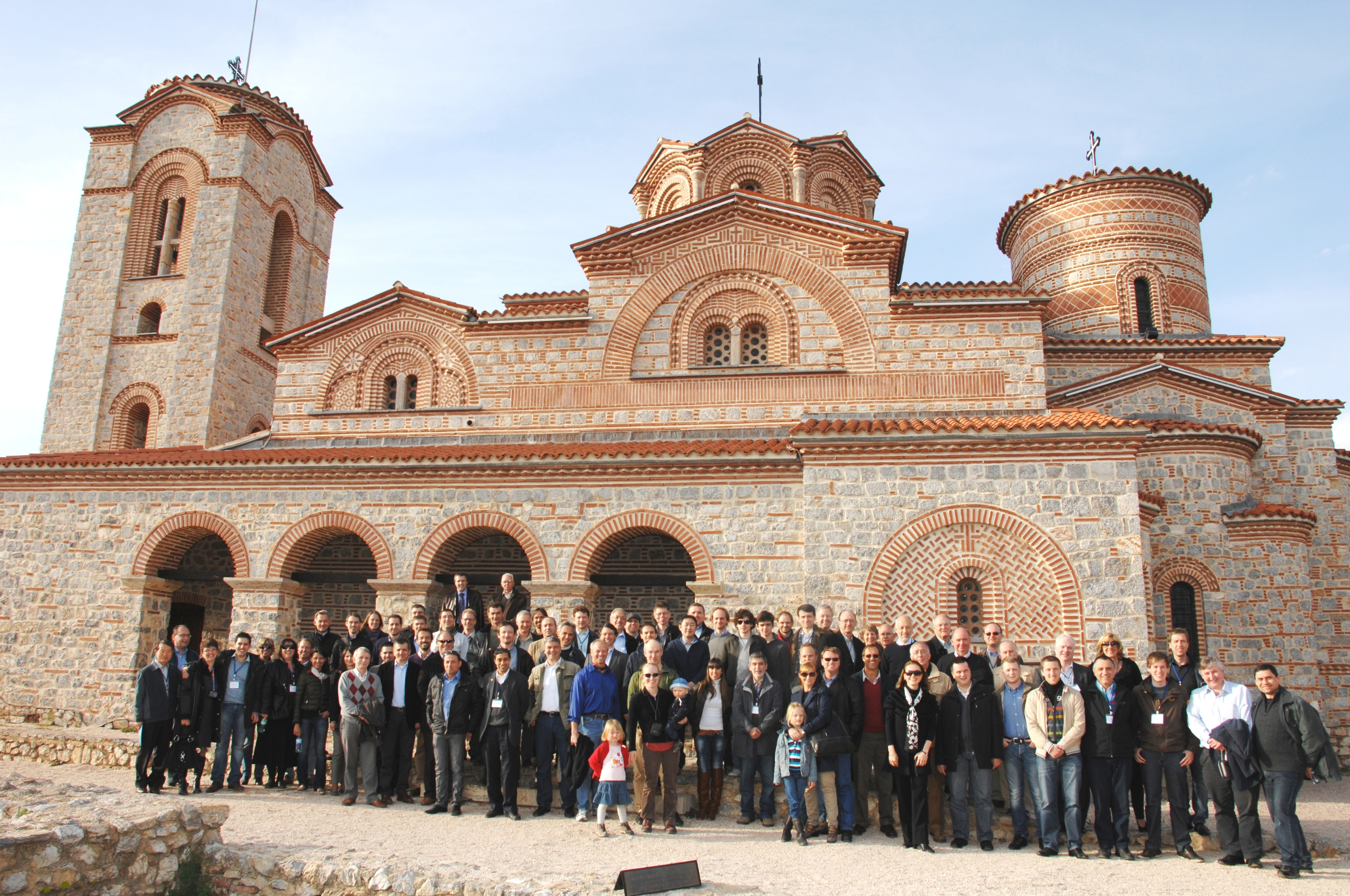 Iir ammonia conference ohrid 2011 for Comfaience saint clement